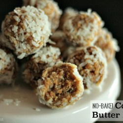 No-Bake Cookie Butter Balls