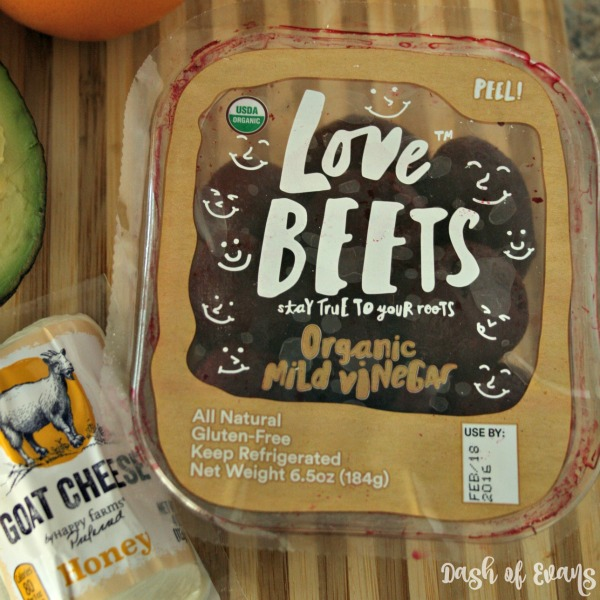 Look for Love Beets at your local grocery store! They offer bars, juice, marinaded beets and beet shreds!