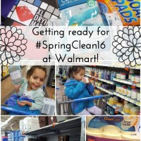 After a long winter, it's time for #SpringClean16! Head to #Walmart for all of your cleaning and organization essentials. Find out tips to get your kiddos involved from @DashOfEvans!