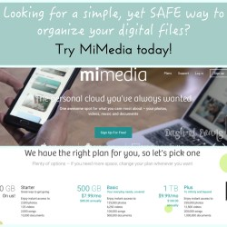 MiMedia Cloud Service: A Way to Clear Up...