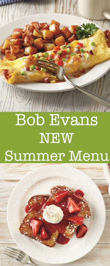 Bob Evans has a new summer menu showcasing BACON and Strawberries! YUM! via @DashOfEvans