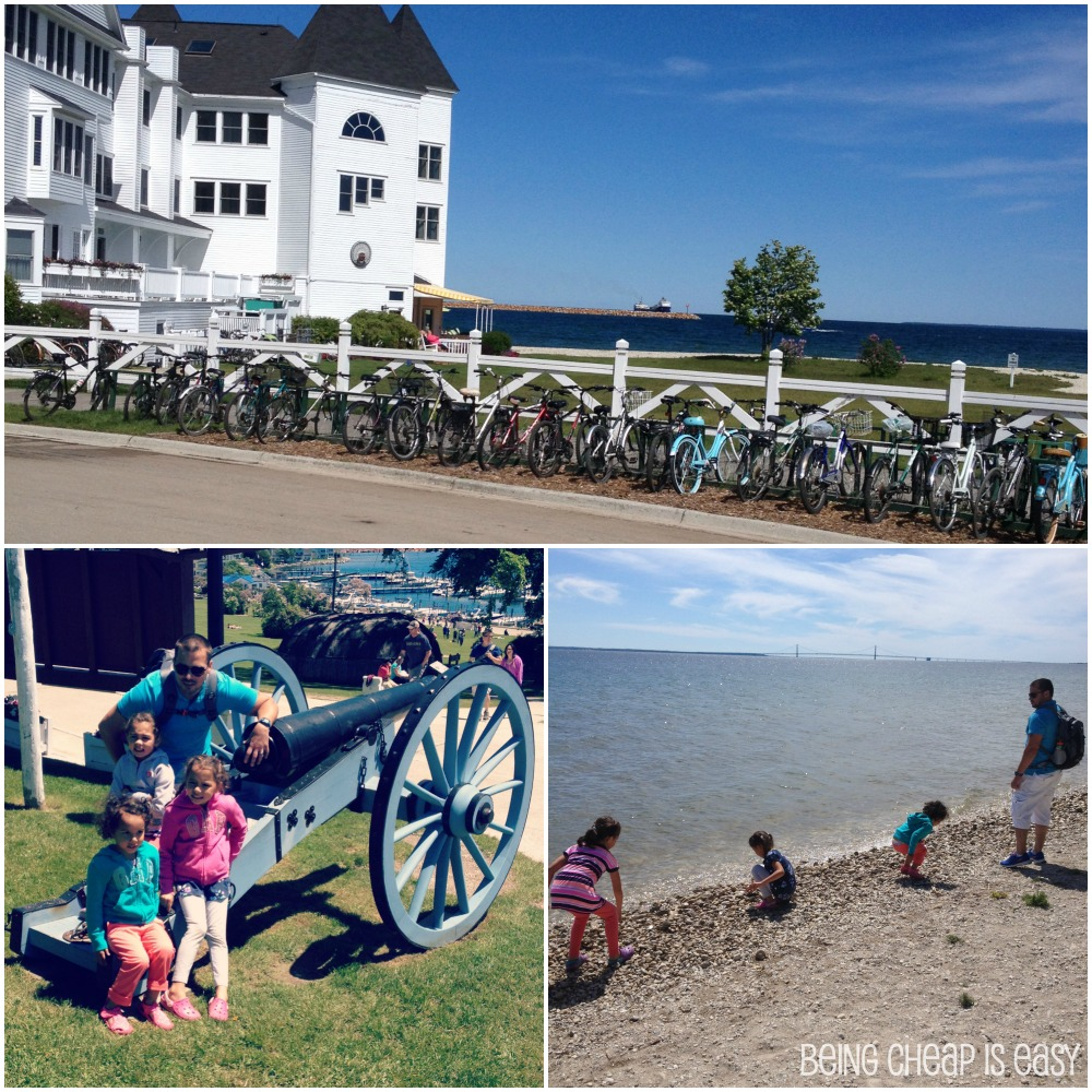 Our day trip to Mackinac Island with the family! SO much fun to be had! #PureMichigan