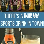 There's a New Sports Drink in Town: BODYARMOR!