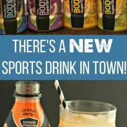 There's a New Sports Drink in Town...