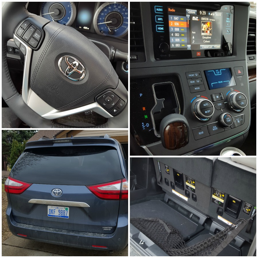 An honest review of the 2016 Toyota Sienna via @DashOFEvans