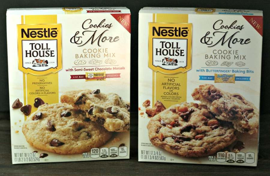 New Nestlé Toll House baking mixes available at Meijer! (ad) #mixinmoments via @DashOfEvans