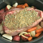 Comfort Food Classic: Slow-Cooker Roast Beef