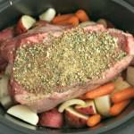 Comfort Food Classic: Slow-Cooker Roast ...