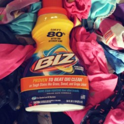 Laundry 101: Why Biz IS better!