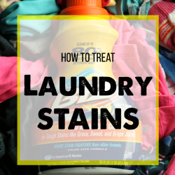 Laundry 101: How to Treat Stains for Bet...
