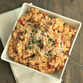 Delish Sides: Red Gold® Tomato Risotto