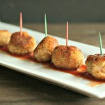 Holiday Party Favorite: Arancini w/ Marinara Dip