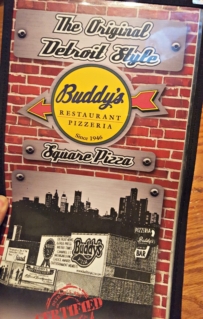 Find out about our EPIC PIzza Friday at Buddy's in Auburn Hills. It's a Detroit staple that we had to try! via @DashOfEvans