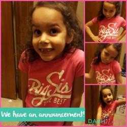 Big Announcement: I'm Expecting! #...