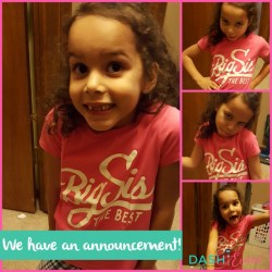 Big Announcement: I'm Expecting! #...