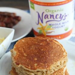 Apple Cinnamon Whole Milk Yogurt Pancake...