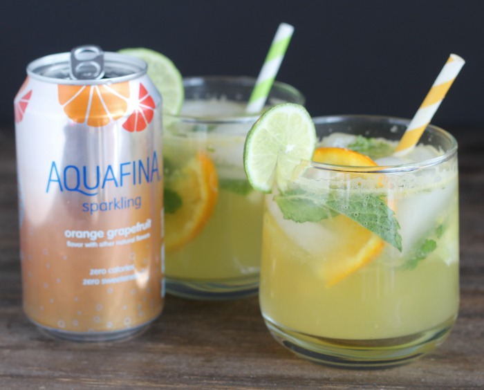 Mama-to-Be Mocktails that are perfect for summer! via @DashOfEvans