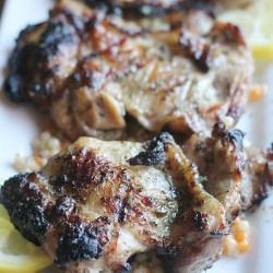 Lemon & Basil Chicken Marinade