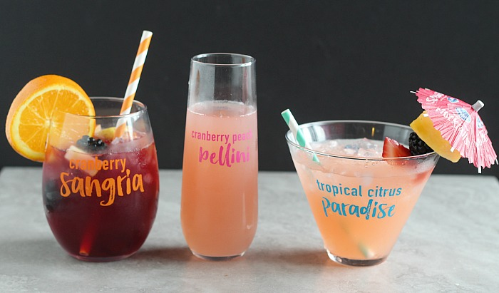 Looking to unwind without worries? Introducing Ocean Spray® Mocktails! Try the three delicious flavors, found in your juice aisle. via @DashOfEvans