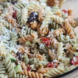 Summer Sides: Quick & Easy Pasta Sa...