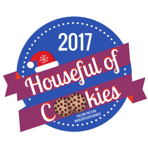 Today, Natasha from Houseful of Nicholes is spreading holiday joy with alllll of the best cookie recipes. Be sure to follow the #HousefulOfCookies on social media to see the deliciousness.