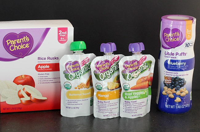 Parent's Choice baby food and formula is a budget shopping mom's choice from Walmart. Find out more about all they offer on @DashOfEvans #WalmartBaby