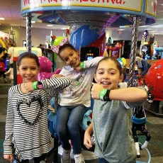 All You Can Play Fun at Chuck E. Cheese's!