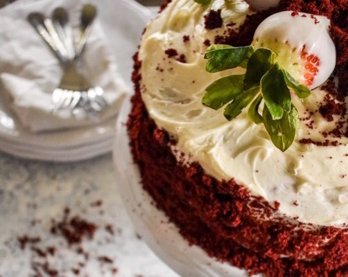 The Ultimate Red Velvet Cake