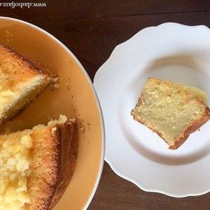 Pineapple Pound Cake