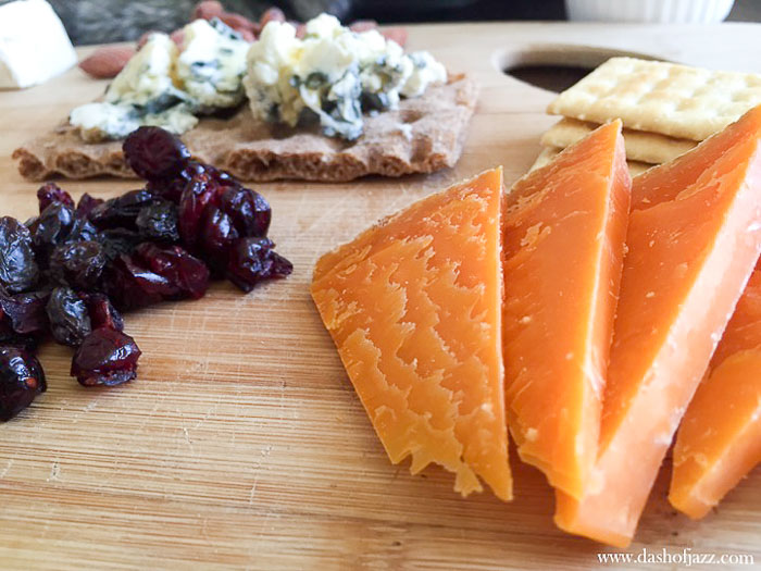A few lessons from the French on how to create an easy cheese board whether you're making a snack or throwing a party, start with a beginner's cheese board by Dash of Jazz