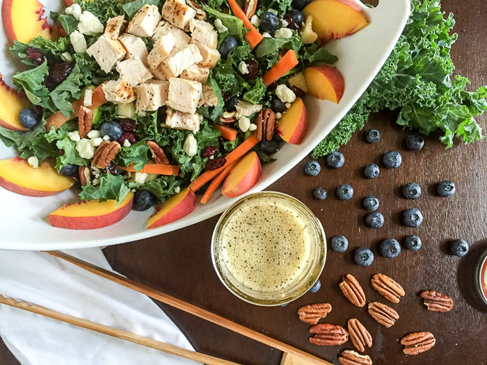 Better Homemade Salads + Dressing Recipe