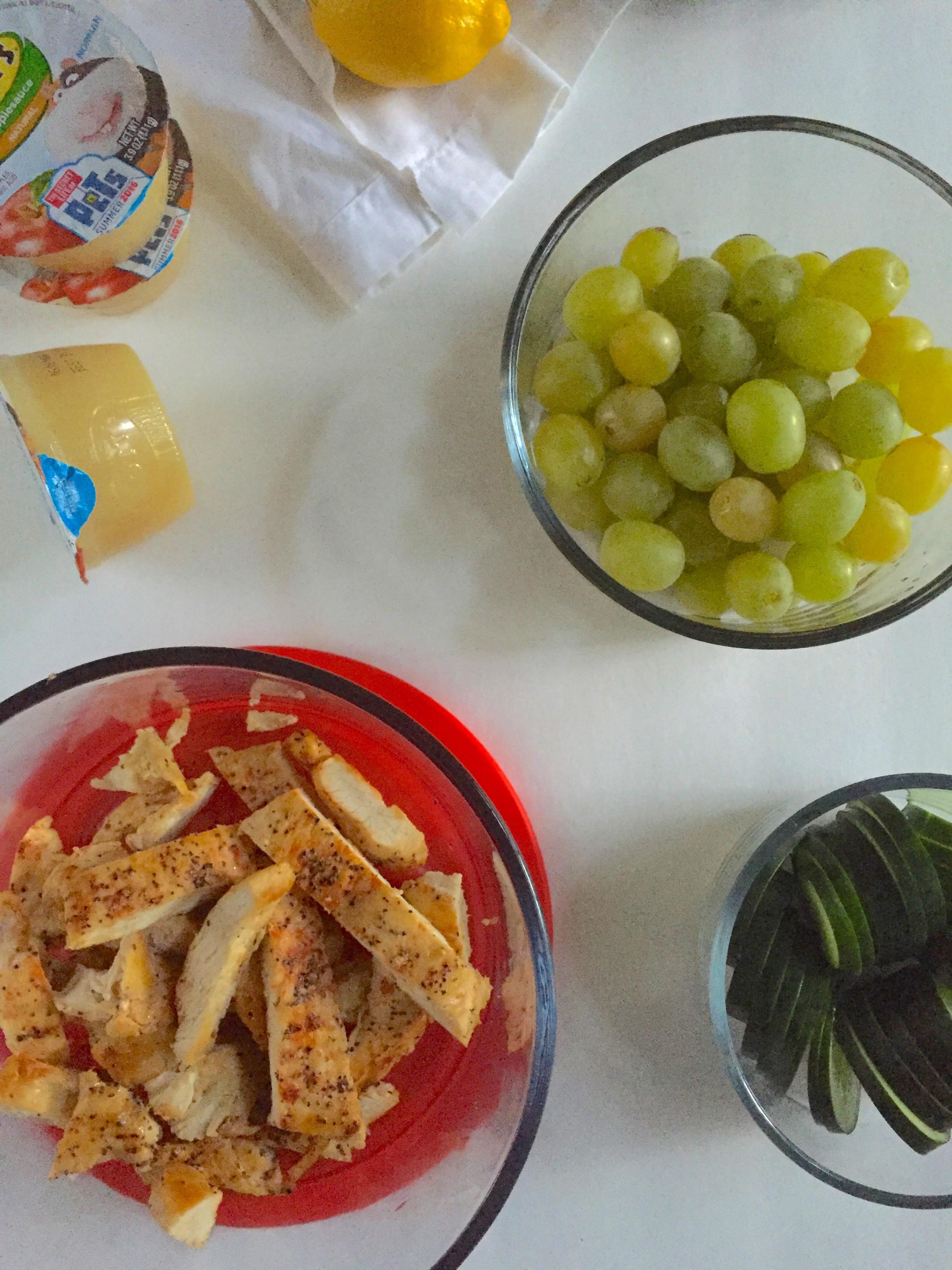 Meal Prepping 101 | dashofjazz.com