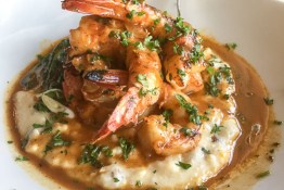 Details and specials and behind the scenes of Pappadeaux Restaurant's 30th anniversary in Houston, Texas by local foodie Dash of Jazz