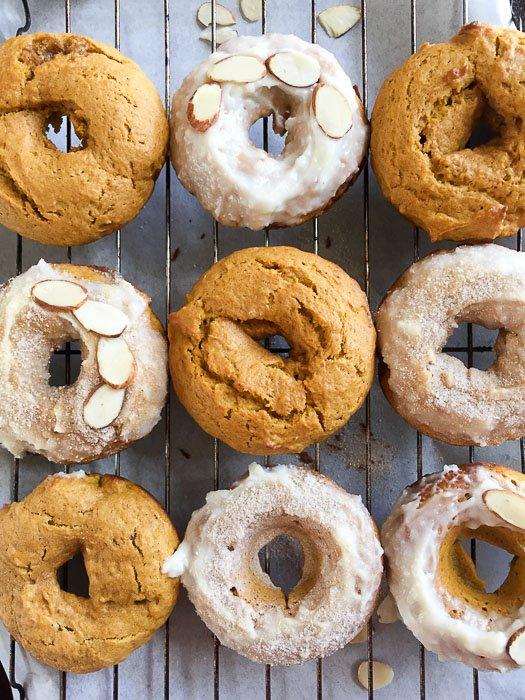 Fall Favorites + Pumpkin Donuts Recipe