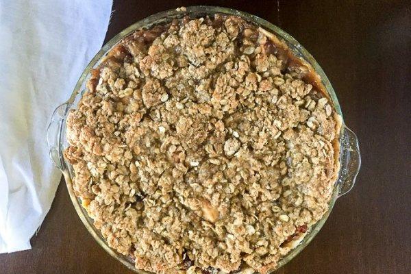 Maple Cranberry Apple Pie – Ultimate Autumn Dessert