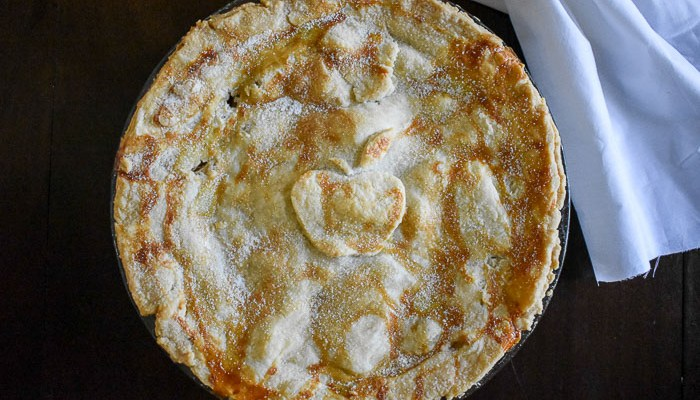Easy Classic Apple Pie