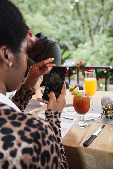 Upstairs Brunch | Dash of Jazz