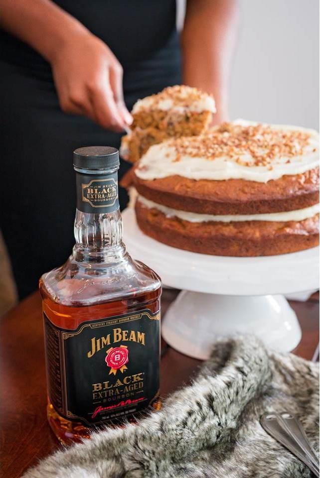 Naked Bourbon Carrot Cake   Dash of Jazz