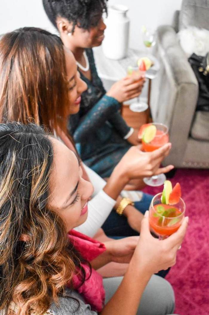 Girls' Night In Founders' Day Edition | Dash of Jazz