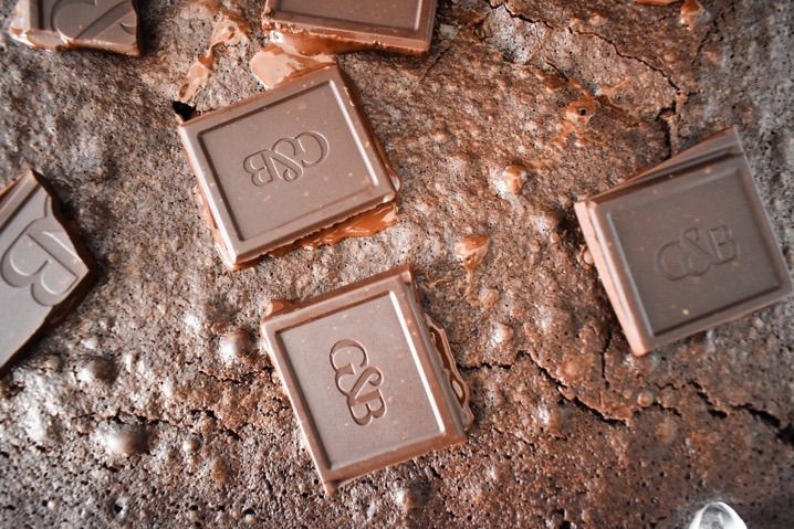 Best Box-Mix Brownies | Dash of Jazz