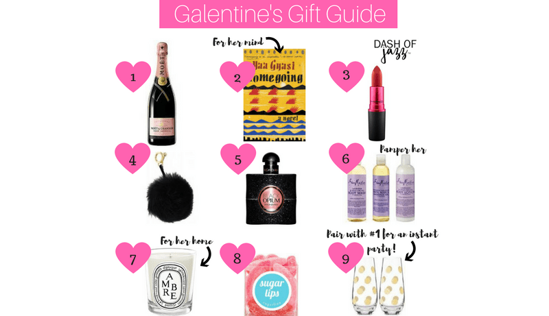 Galentine's Gift Guide | Dash of Jazz
