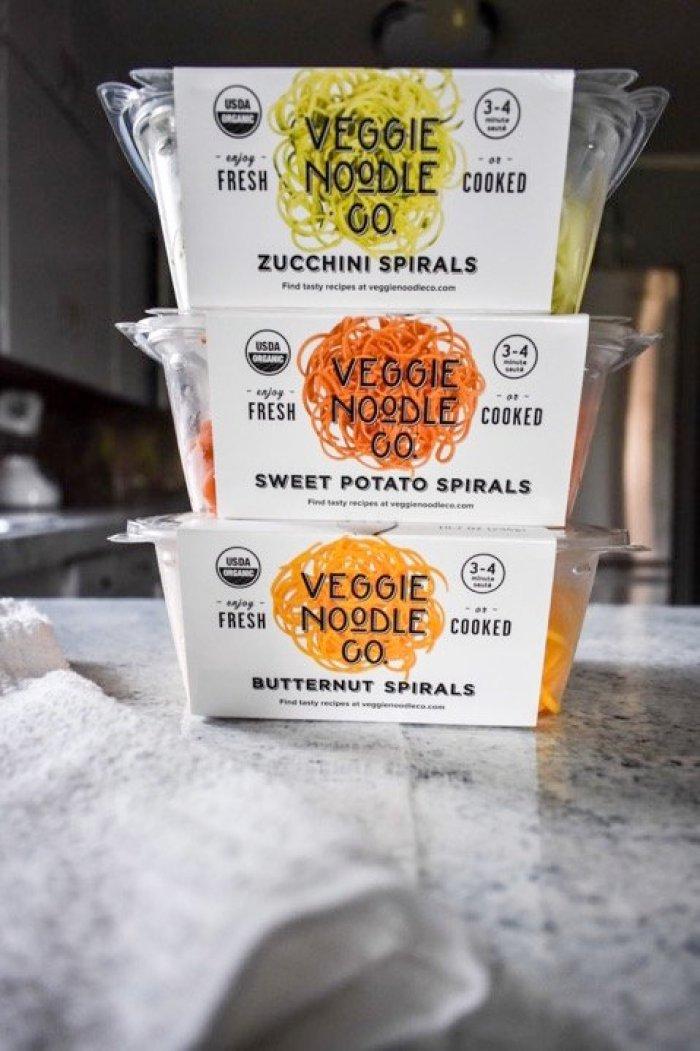 Veggie Noodles 3 Ways   Dash of Jazz