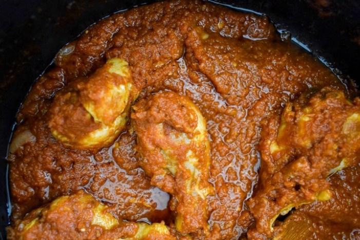 Nigerian Rice & Stew | Dash of Jazz