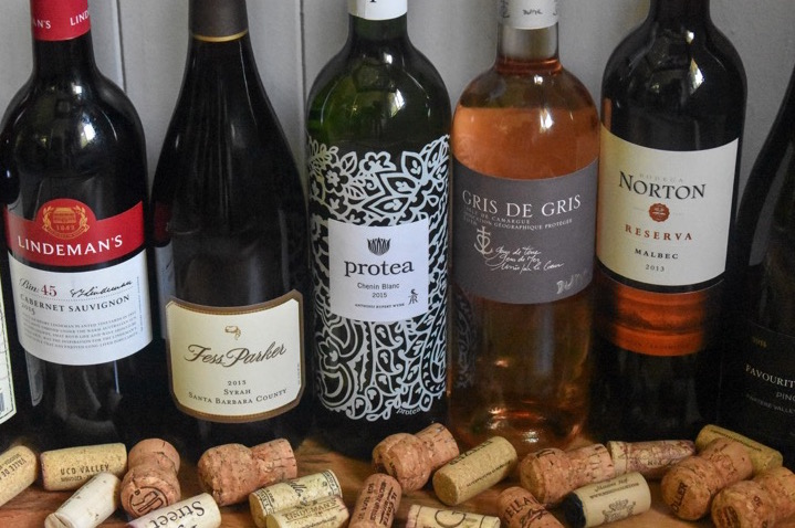 Budget-Friendly Wines + Essential Tools