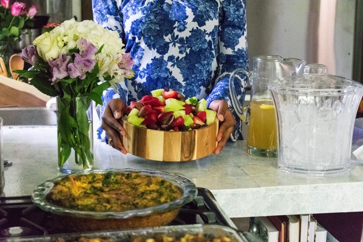 How to Host Mother's Day Brunch