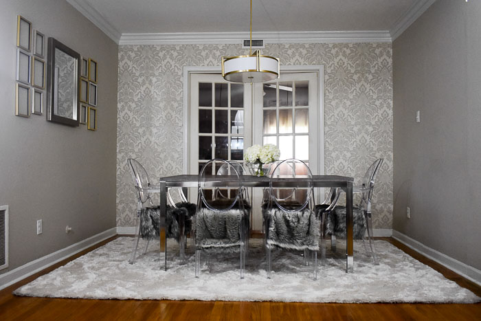 final one room challenge dining room reveal
