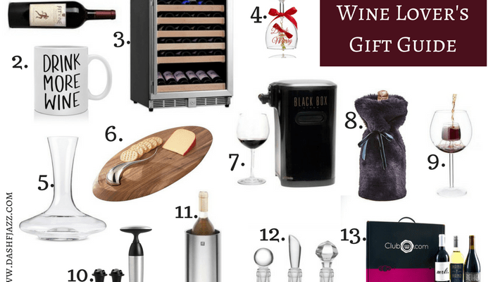 Wine Lover's Gift Guide