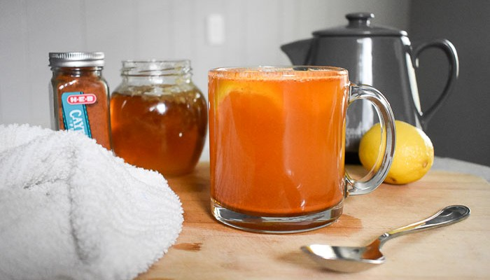 4-Ingredient Feel-Better Tea