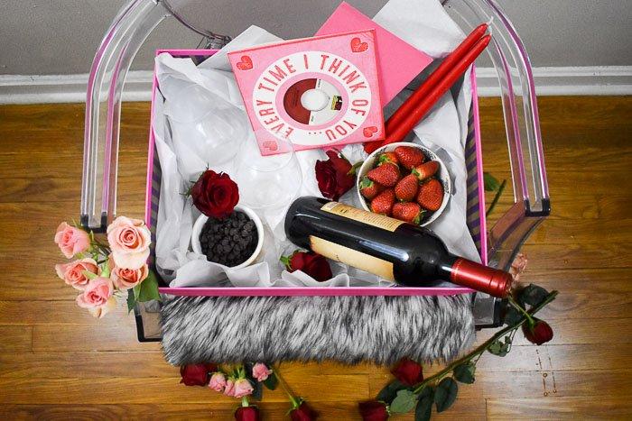 DIY Date Night In a Box Ideas