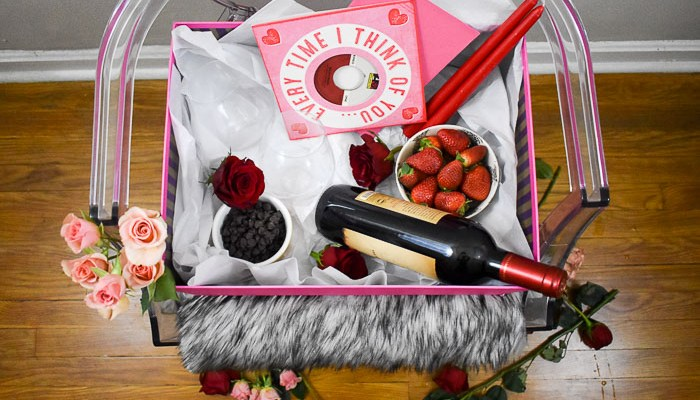 DIY Date Night In a Box Ideas